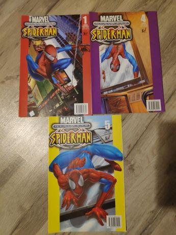 Komiksy Ultimate Spider-Man (3szt)
