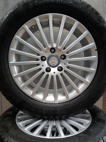 "Koła aluminiowe 17"" cali 5x112 Mercedes Audi Vw seat Skoda A156"