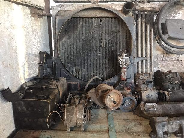 Камаз разборка,радиатор(охлаждения,печки,масляный),корзина,маховик
