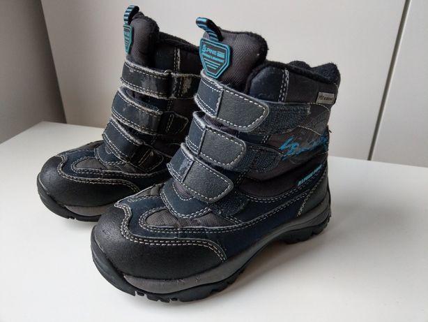 Bardzo ciepłe buty zimowe ALPINE r.28