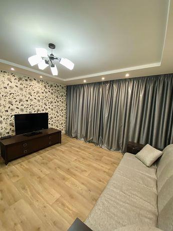 1 комнатная квартира с мебелью и техникой  Полтава