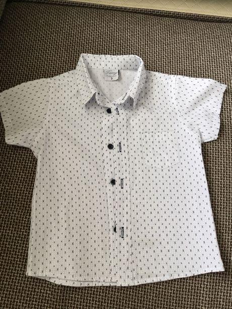 Koszula chłopiec 92