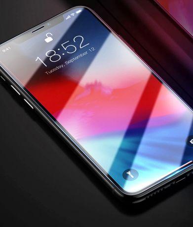 Película de vidro temperado -Frente, Trás e as lentes- Iphone 11Pro