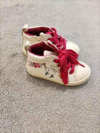 Trampki,sneakersy Snoopy, Zara 22