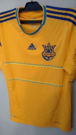 футболка сборная Украины