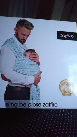 Chusta do noszenia niemowlat