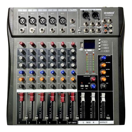 Мікшерний пульт Yamaha MX-606USB