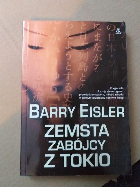 Barry Eisler Zemsta zabójcy z Tokio