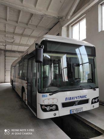 ВОЛЬВО общий автобус-D, модель 7700