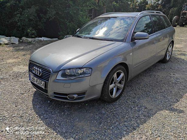 Audi A4 B7 Avant 2.0 TDI 170 S-line