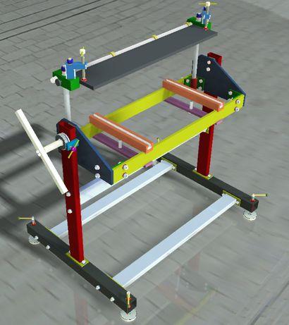 Услуги по 3D моделированию, созданию чертежей, анимаций механизмов.