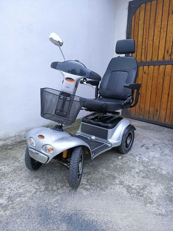 Skuter wózek inwalidzki elektryczny PractiComfort ( Shoprider )