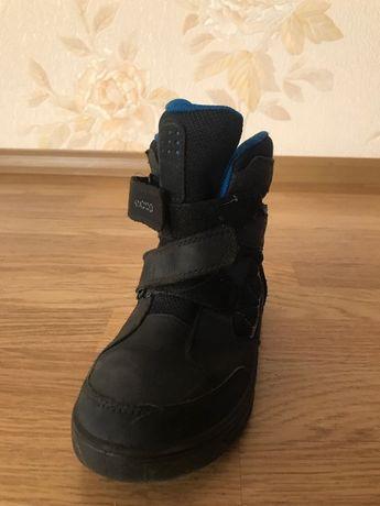 Ботинки детские зимние Ecco 35 размер