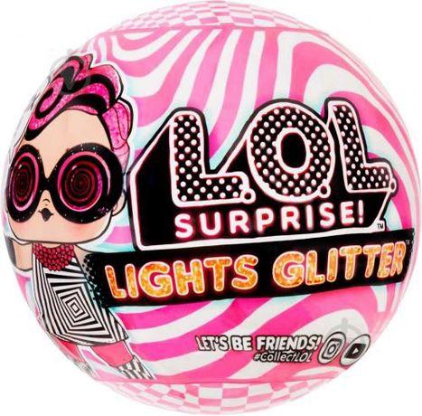 Игровой набор L.O.L. Surprise! Мерцающий сюрприз в дисплее