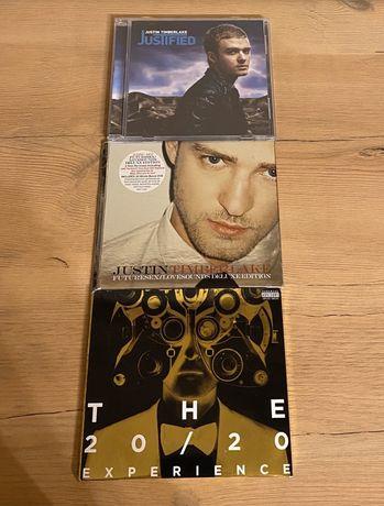 Płyty płyta CD Justin Timberlake Justified FutureSex/LoveSounds 20/20