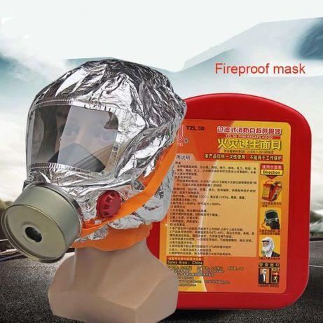 Противогаз | Респиратор | Противопожарная маска на 30 минут TZL 30