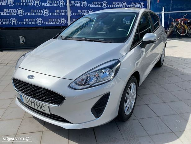 Ford Fiesta 1.5 TDCi Active+