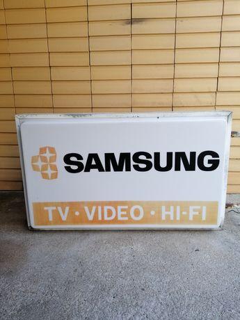 Reclamo antigo dupla face da Samsung