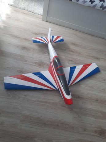 Model samolotu zlin 526