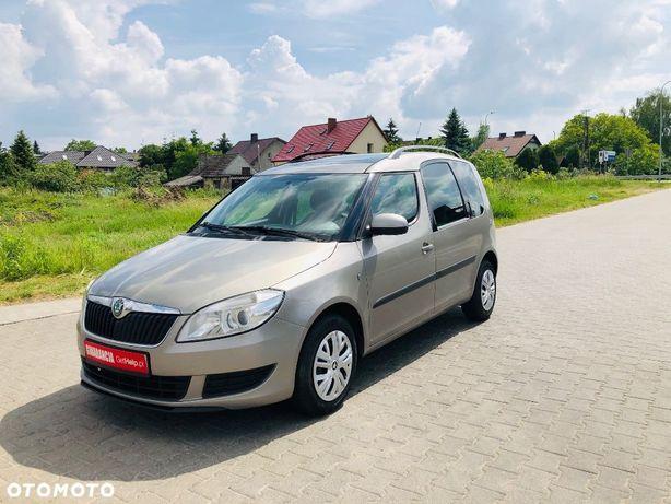 Škoda Roomster Śliczna 1,2 Benzyna SALON PL LIFT Klima Panorama...