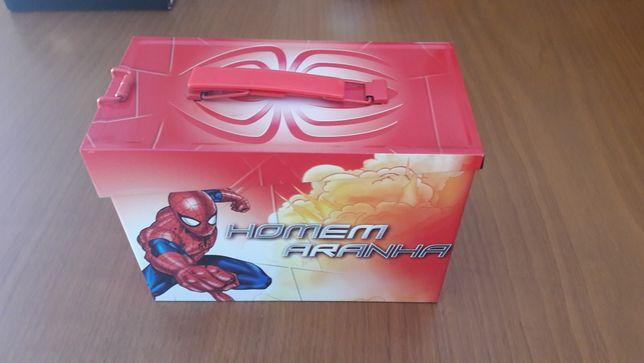 dvd de homem aranha