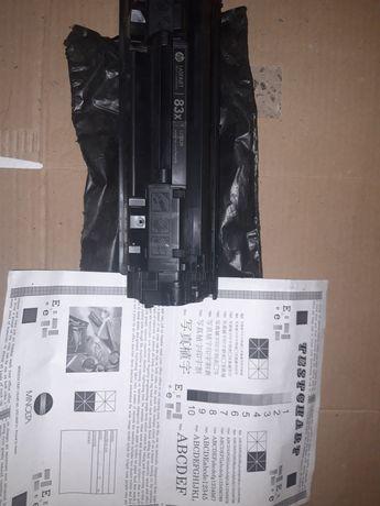 Картридж HP LaserJet 83x (cf283x)