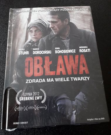 film polski Obława, Stuhr, Dorociński, nowy w folii
