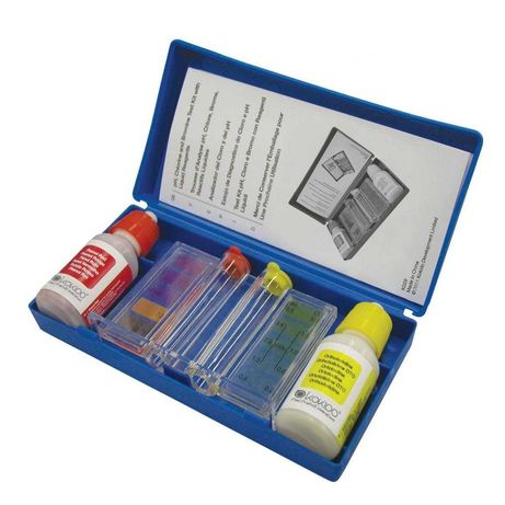 Химия для Вашего бассейна: хлор, альгицид, флокулянт, Ph минус