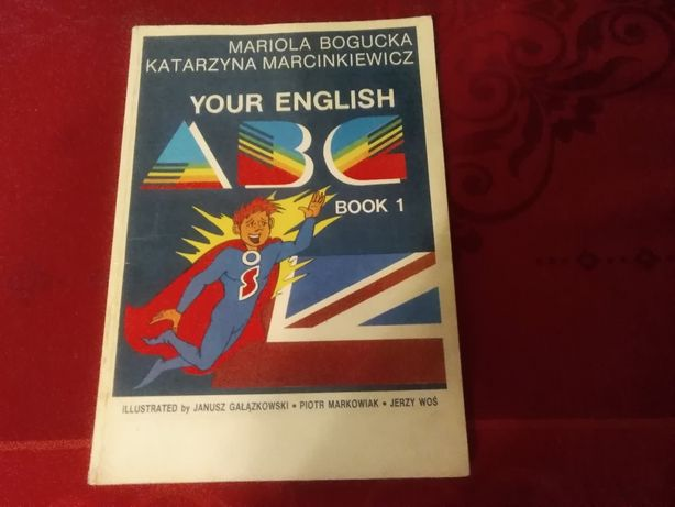 Your English abc book 1 Bogucka i Marcinkiewicz