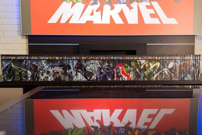 WKKM Wielka Kolekcja Komiksów Marvela 120 tomów(1-120) stan:NIECZYTANE