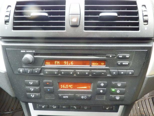 Bmw e83 x3 radio cd business