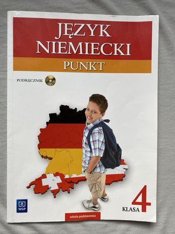 Książka do J. Niemieckiego dla kl. 4