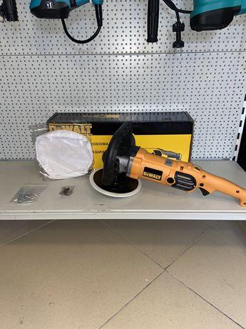 Полировальная машина(полировка) DeWalt DWP 849X(плавный пуск)