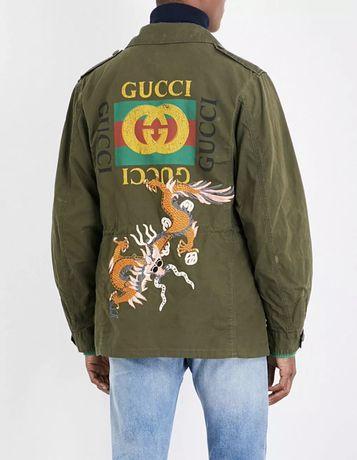 Parka Gucci Dragon