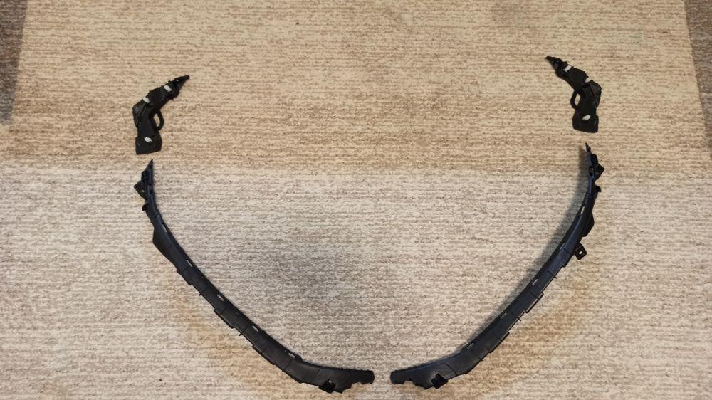 Кронштейны крепления переднего бампера Elantra AD Буча - изображение 1