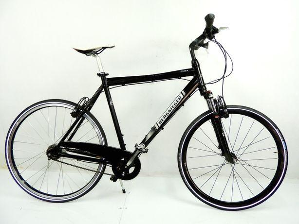 Skradziono rower marki BERGSIEGER Wrocław. Nagroda dla znalazcy.