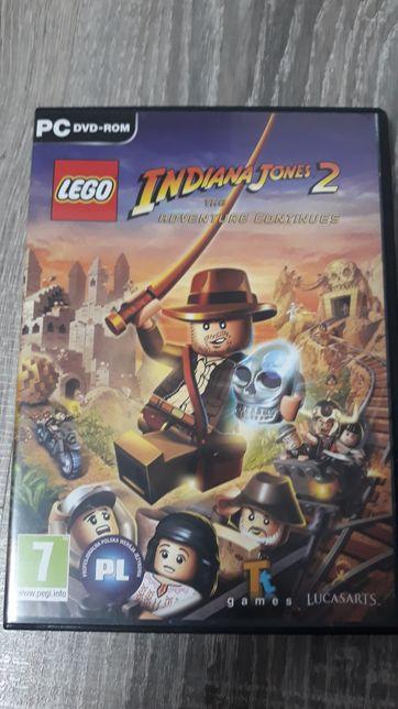 Lego Indiana Jones 2 gra na PC