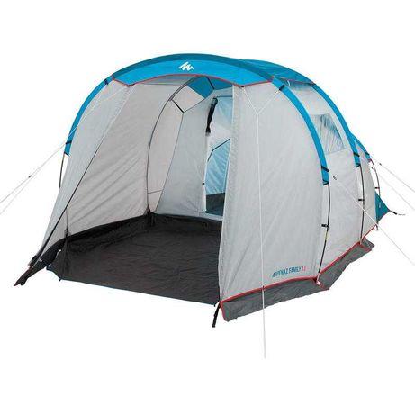 Палатка Намет шатер Arpenaz 4.1Для 4-Х Человек QUECHUA