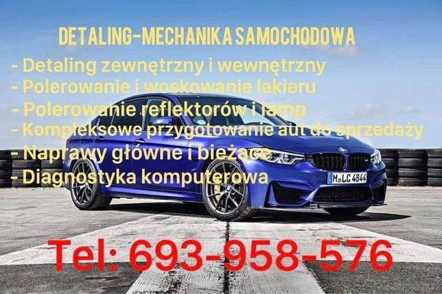 SOLID AUTO Mechanika pojazdowa, Blacharka samochodowa naprawy blachars
