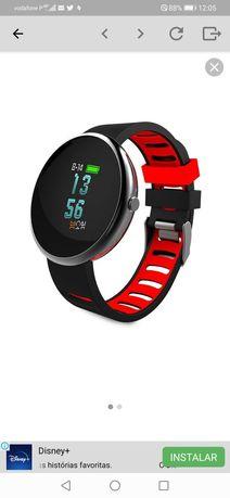 Relógio muvit IO Health Oxigen - novo
