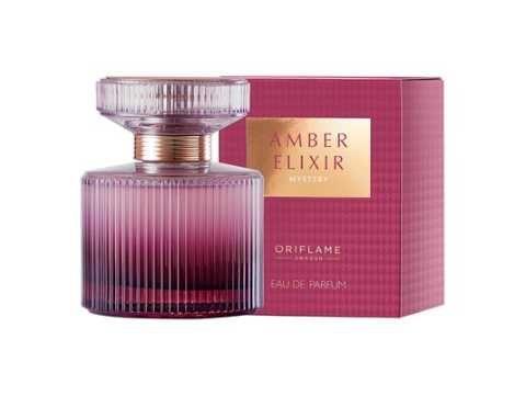 Amber Elixir Mystery