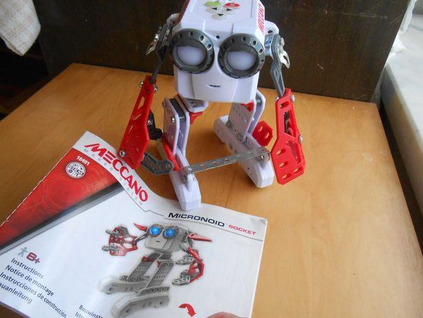Robô / Robot  Meccano micronoid em bom estado mecano custou 70€ novo