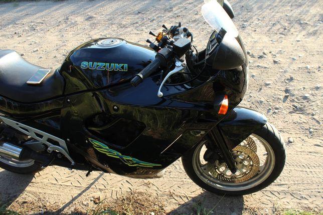 Sprzedam Suzuki gsx600f