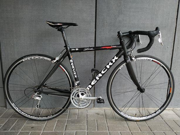 Rower szosowy Eddy Merckx Carbon Campagnolo Veloce 10s. 52cm szosa