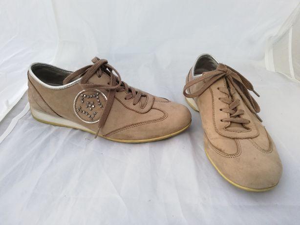 Buty skórzane Gabor UK 6 1/2 r. 40 , wkł 26,5 cm