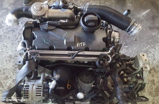 Motor VW Golf IV / Seat Ibiza / Cordoba / Audi A3 1.9 Tdi Ref. ATD