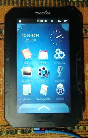 Электронная Книга Wexler T7205 на андроид