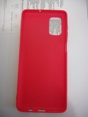 Чехол бампер и стекло Samsung m51