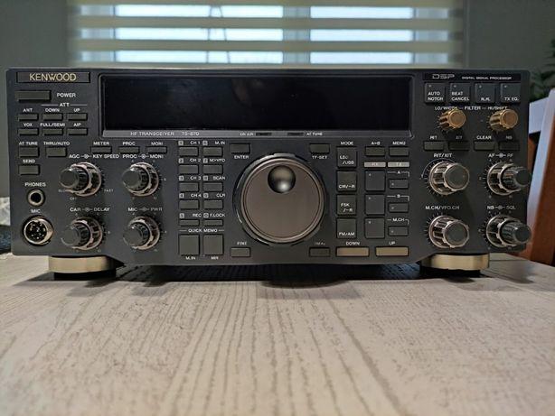 Sprzedam transceiver kf Kenwood TS 870.