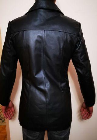 Skórzana kurtka rozmiar M